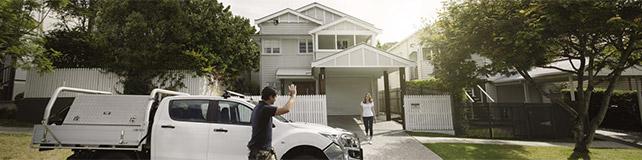 Home Assistance tradesman